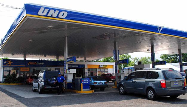 Gasolinera-UNO