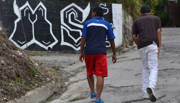 Grafitis-pandillas