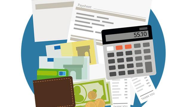 Impuestos-papeles