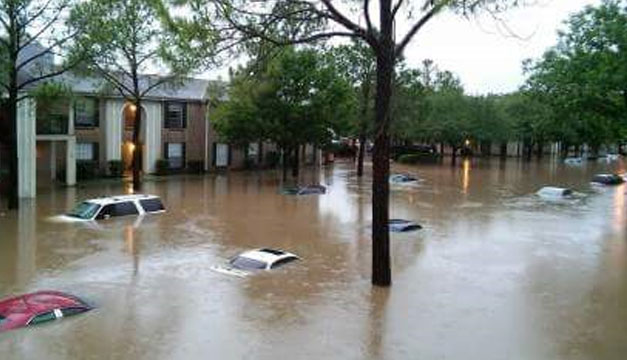Inundaciones-Houston