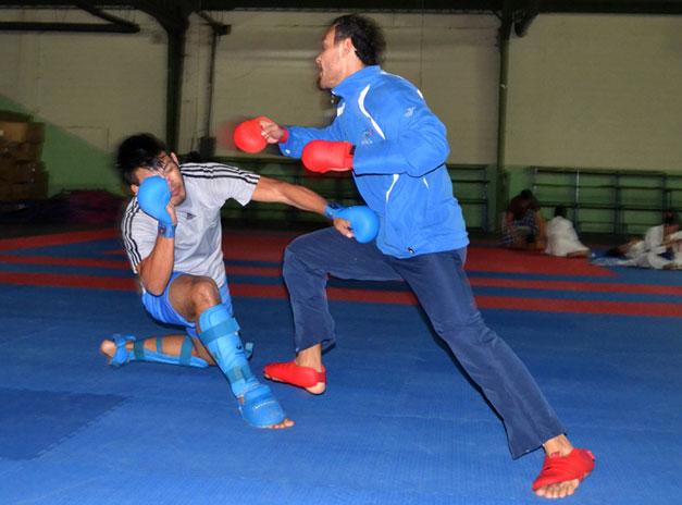 Karate-El-Salvador