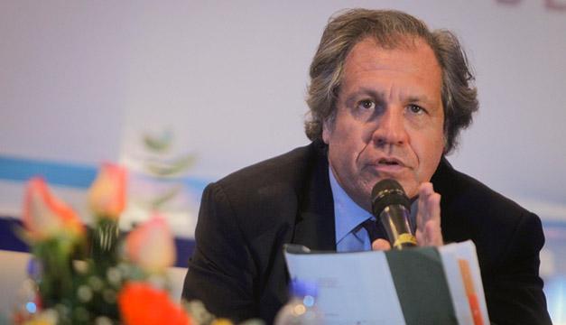 Secretario General de la OEA, Luis Almagro. Agencia EFE