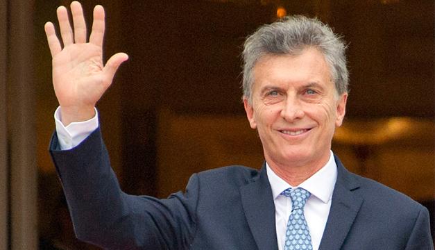 Mauricio Macri-EFE