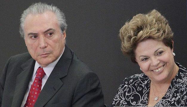 Michel-Temer-y-Dilma-Rousseff