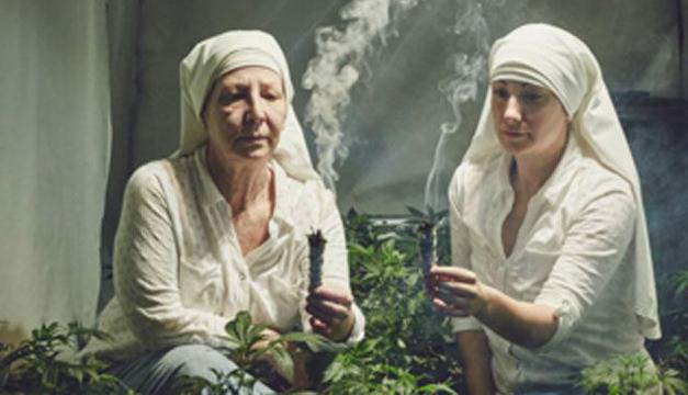Monjas-Marihuana