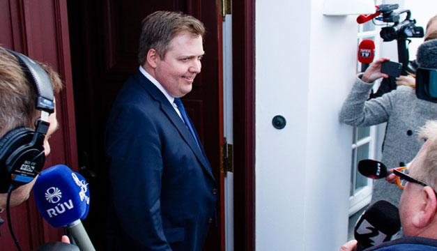 Primer-ministro-islandes-Sigmundur-David-Gunnlaugsson