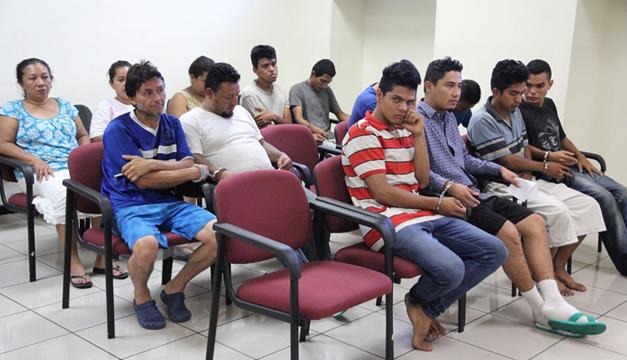 Fotografía: Cortesía Centro Judicial.
