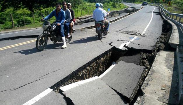 Terremoto en Ecuador-Xinhua