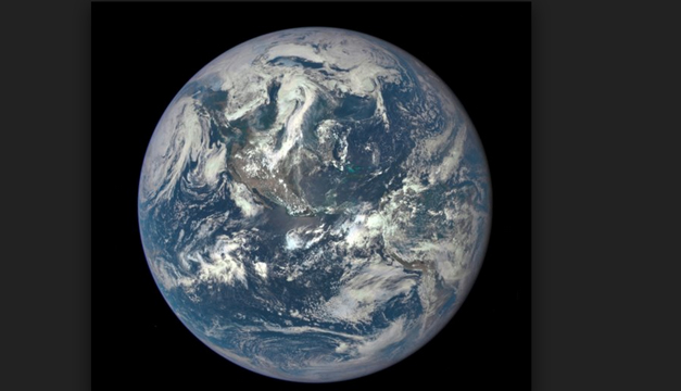 Foto de referencia. Tomada de NASA.