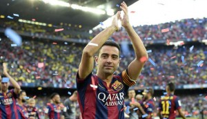 Xavi-Barcelona