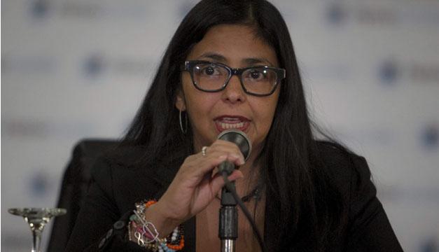 canciller venezolana-efe
