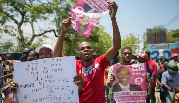 elecciones haiti-efe