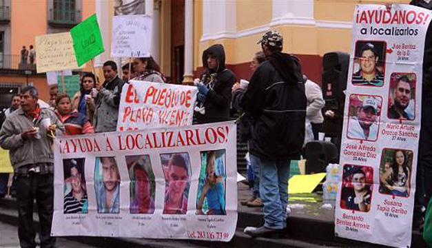 mexicanos desaparecidos-EFE