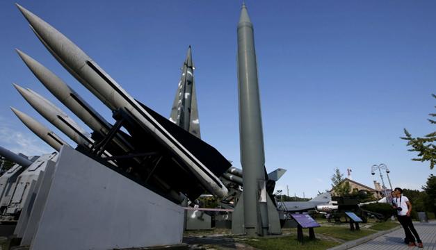 misiles Corea del Norte-efe