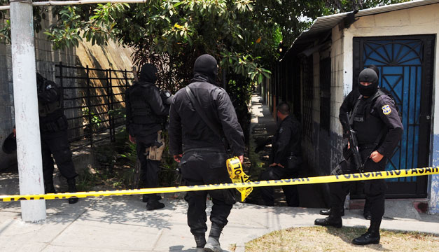 policias-las-campas-enfrentamiento-homicidio