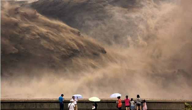 represa en china-xinhua