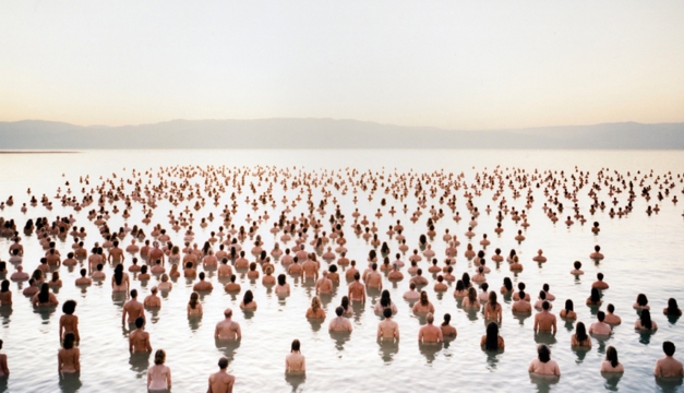 spencer tunick-desnudos