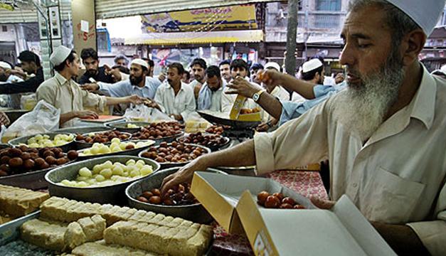 venta de dulces en afganistan-efe