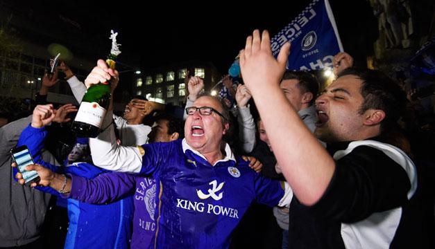 Aficion-Leicester
