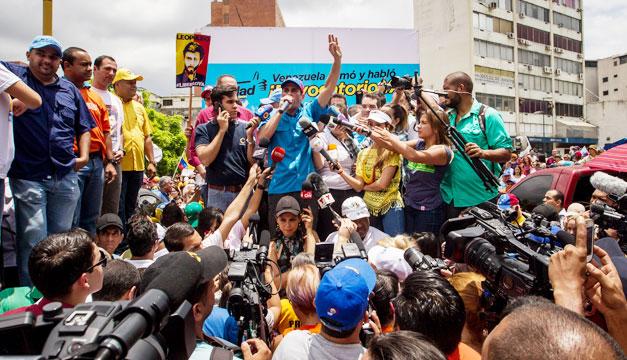 CAPRILES-VENEZUELA