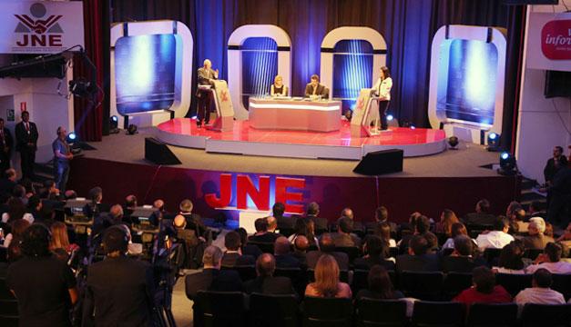Debate-elecciones-Peru