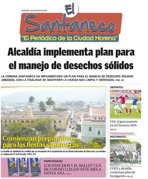 El Santaneco 090516