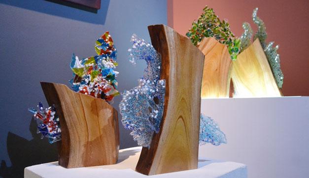 Exposicion-de-obras-de-arte-en-vidrio-La-Naturaleza-Atraves-de-Mis-Ojos-de-Margarita-Llort
