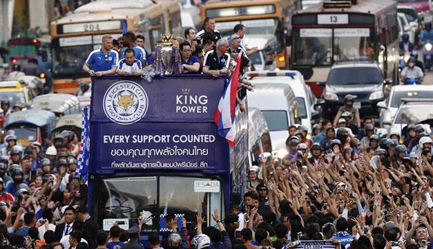 Leicester-en-Tailandia