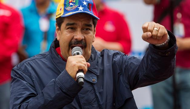 Maduro-efe