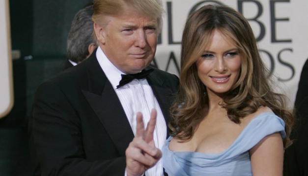Melania-Donald-Trump