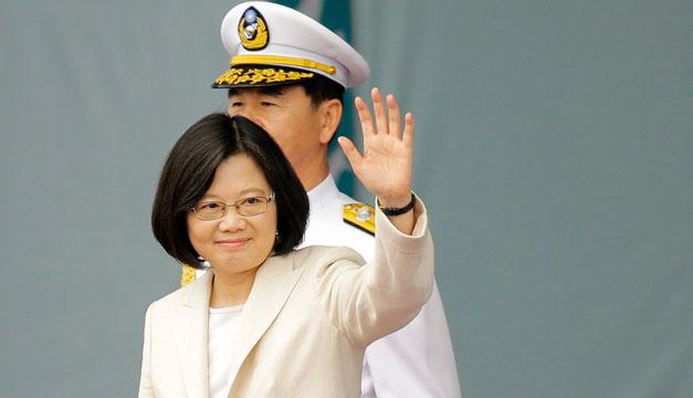 PRESIDENTA-TAIWAN