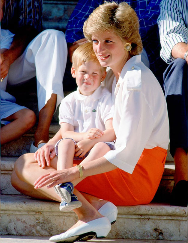 Principe-Harry-y-Lady-Di