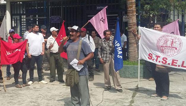 Protesta-Conphas