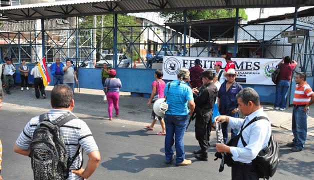 Protesta-alcaldia-de-San-Salvador