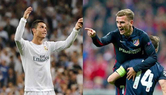Ronaldo-Griezmann