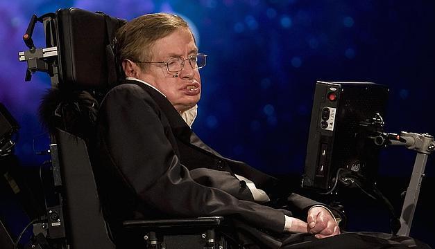 Stephen Hawking-efe