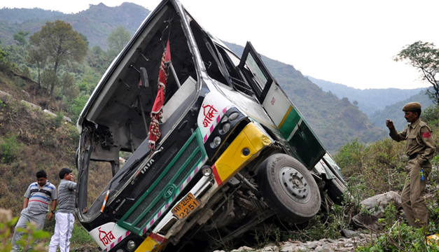 accidente en India-EFE