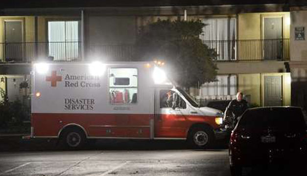 ambulancia en Texas-EFE