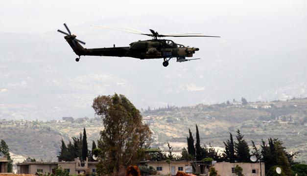 elicopteros Siria-EFE