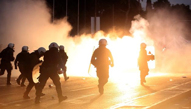 manifestacion en grecia-efe
