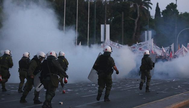 manifestacion grecia-efe