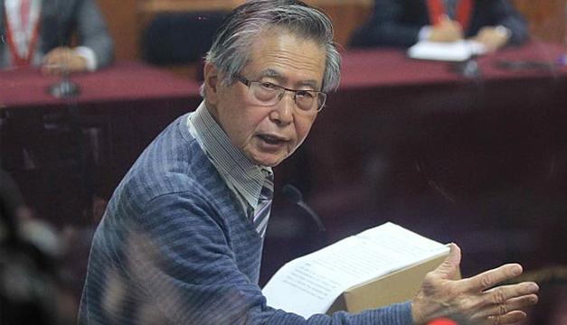 Fotografía: Alberto Fujimori/EFE
