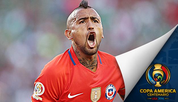 La ausencia de Arturo Vidal borra la sonrisa a la selección chilena