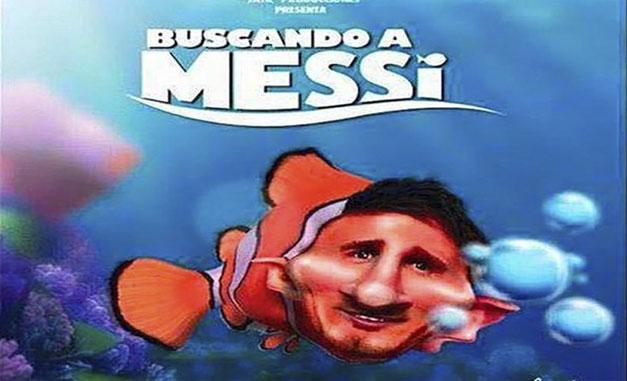Buscando-a-Messi