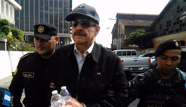 Julio Barrios, directivo de la empresa Mayafert. Fotografía tomada de: La prensa, Guatemala.