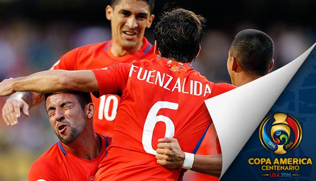 Chile y Argentina repiten final y EE.UU. y Colombia lucharan por ser terceros