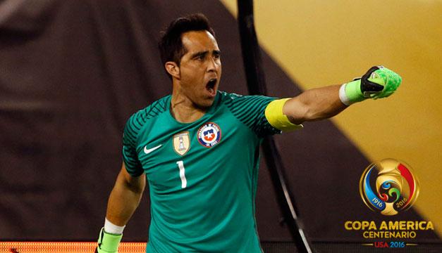 Claudio Bravo habla sobre el retiro de Messi de la albiceleste