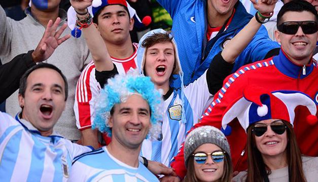 Fotografía tomada de: @CONMEBOL