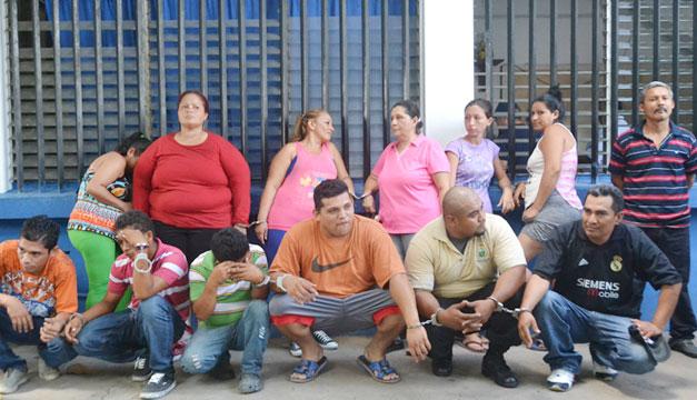 Detenidos-Zacatecoluca