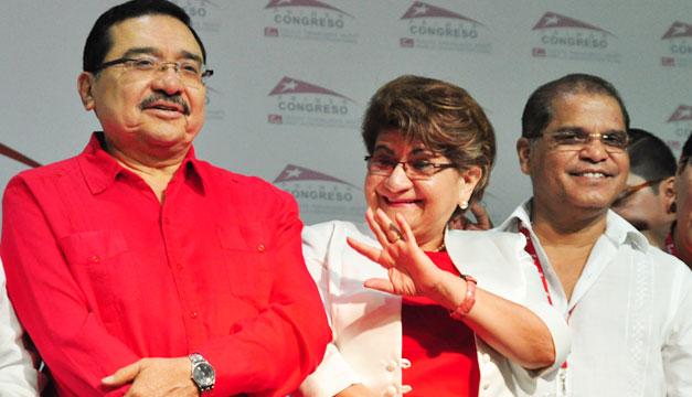 Dirigentes-FMLN